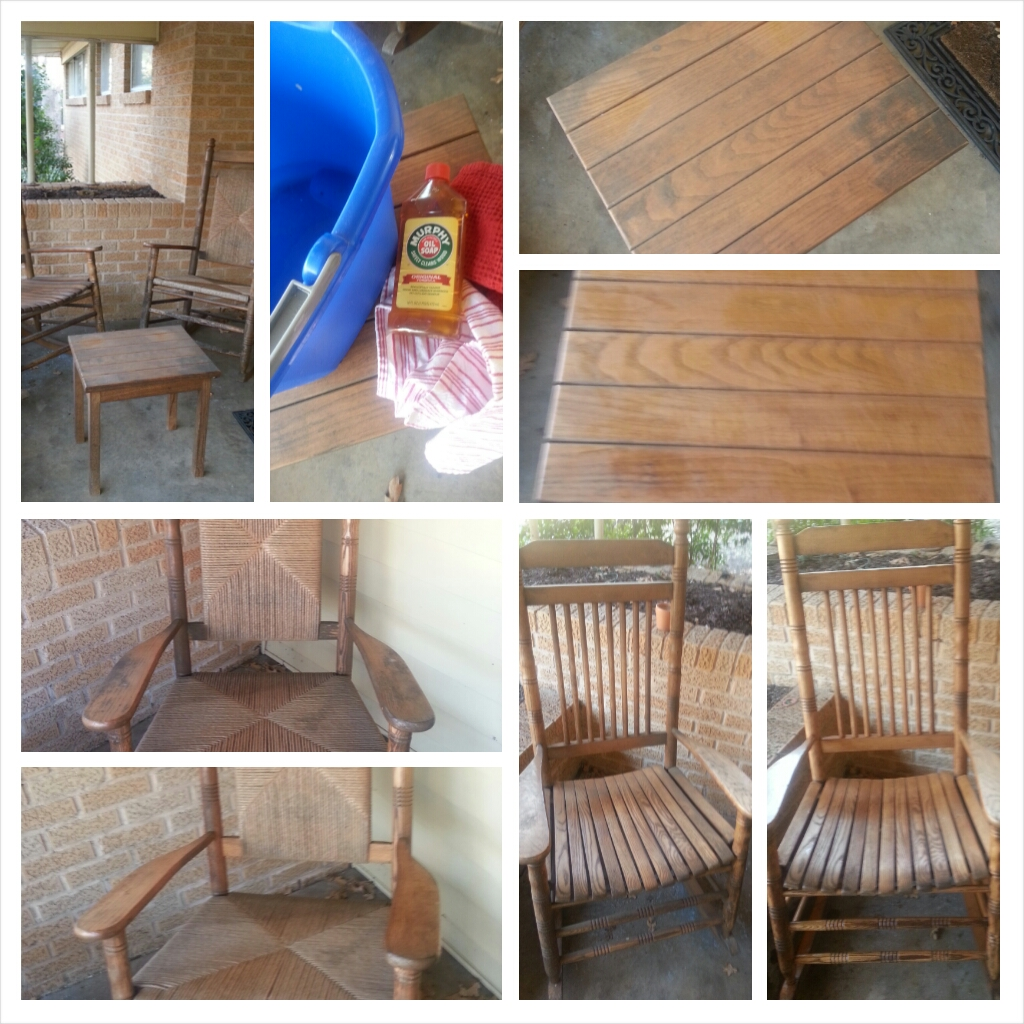 How to Clean Wood Chairs